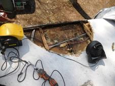 Lake Royale Water Damage Repair