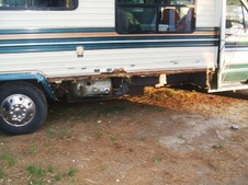 RV Body Damage