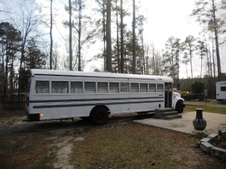 School Bus Coversion