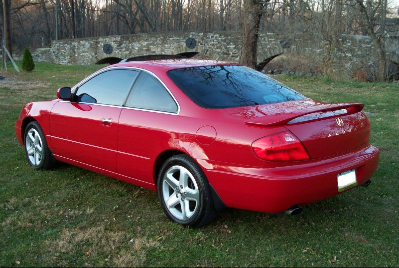 selling my car 2001 acura cl type s coupe. Black Bedroom Furniture Sets. Home Design Ideas