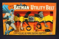 1966 Batman Utility Belt