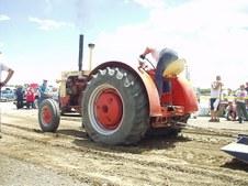Deltarado Vintage Tractor Pull '04