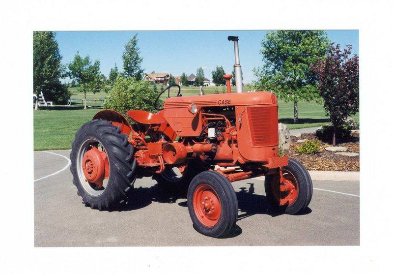 Case Vac 14 : Photo of tractors
