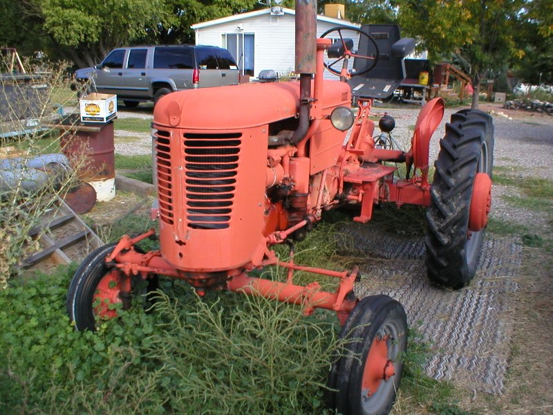 Looking For Case Vac Tractor : Vac power steering case and david brown forum