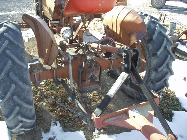 Case Vac 3 Point : Case va eagle hitch yesterday s tractors