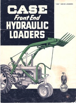 CASE Front End Hydraulic Loaders