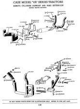 1947 case vac tractor wiring diagram  1947  free engine