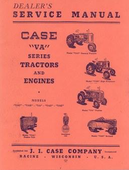 Dealers' Service Manual