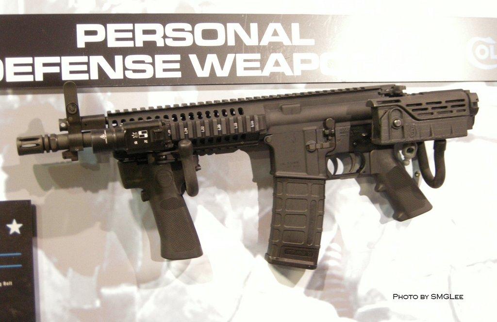 US Army Expo 2008より<b>軍用銃</b>の新作画像 - 火薬と鋼