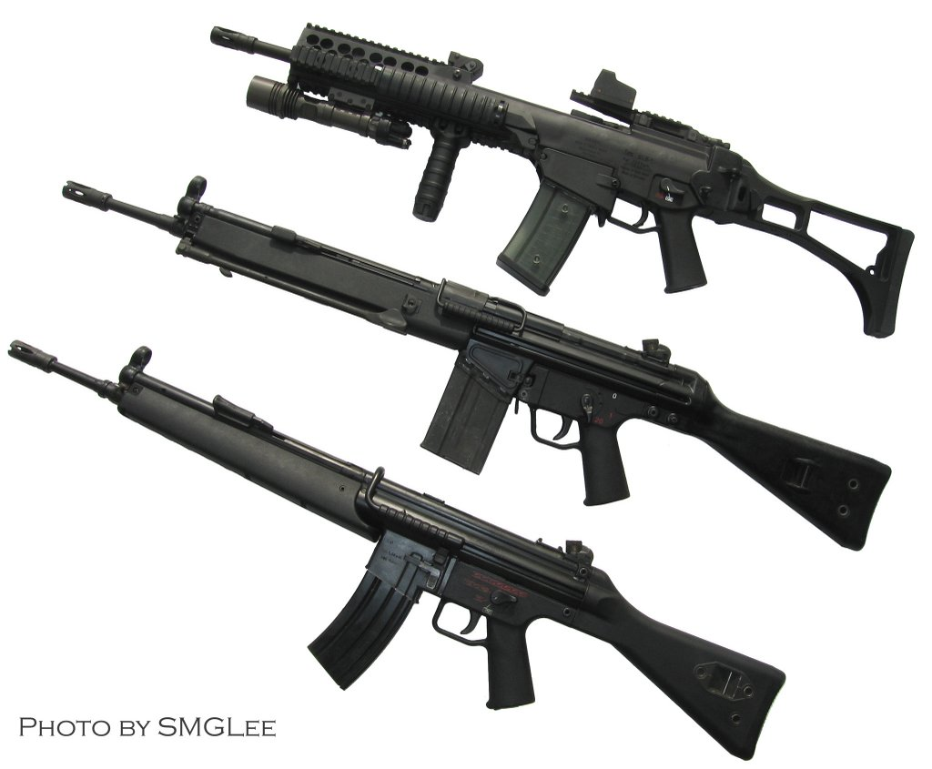 Final nail in the coffin  G36 has no future  - Page 4 - AR15 COM