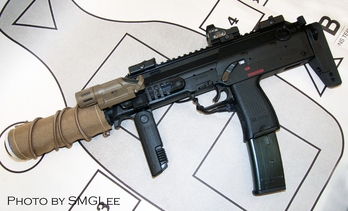 H&K MP7 pictures