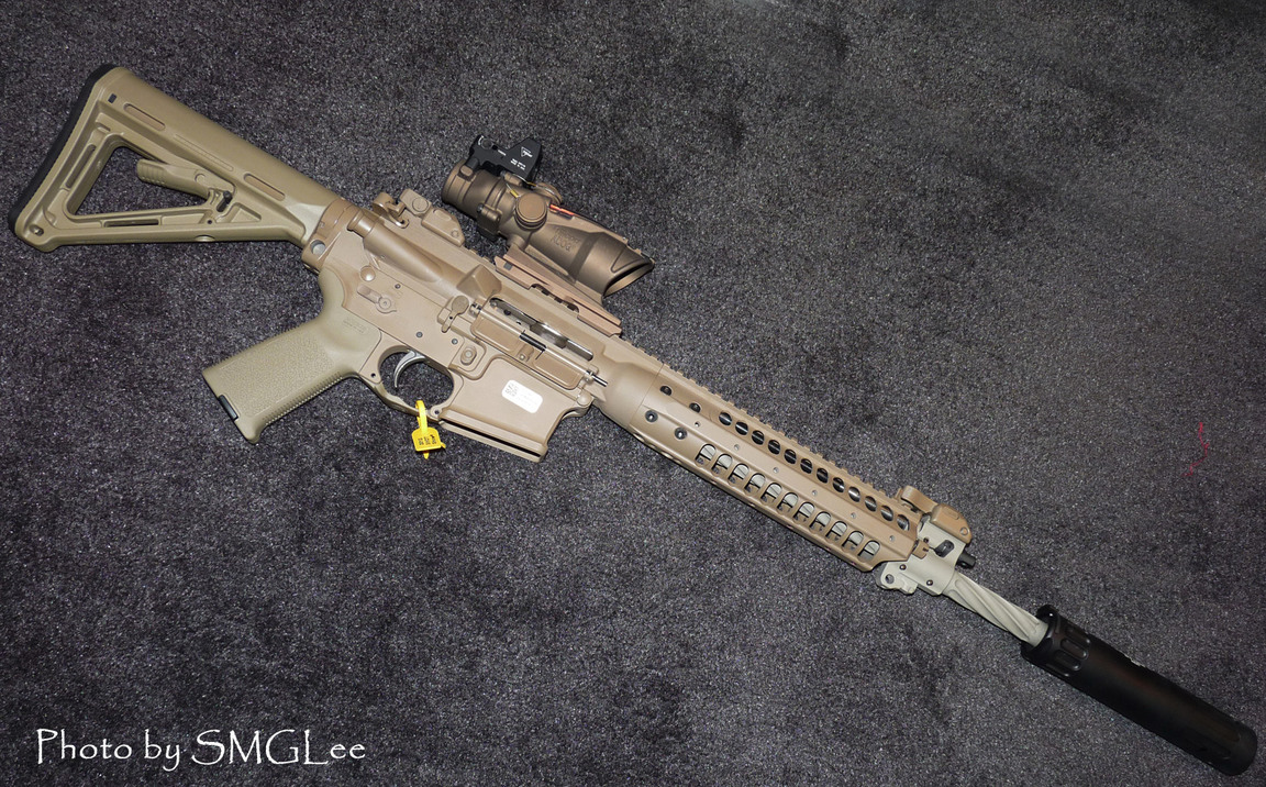 LWRC IC or SPR http://forum.lwrci.com/viewtopic.php?p=111802
