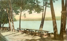 Crystal Lake -Old Postcards & Photos