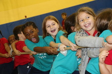 After School Programs Holiday Party 2015
