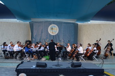Beethoven on the Beach 2015