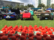 Car Show and Farmers Market May 14, 2016