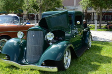 Concert & Cars on the Green April 6, 201