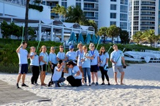 Employee Earth Day Beach Clean-Up