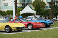 Farmers Market and Classic Car Show