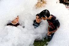 Teens Only Foam Party