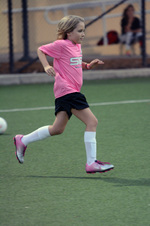 Girls Soccer Practice 10.15.19