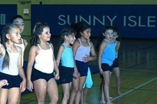 Gymnastics Showcase 05.30.19