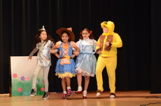 Musical Theatre Wizard of Oz