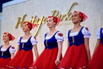 Russian Heritage Art & Culture Showcase