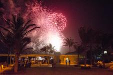 SIB 20th Anniversary Fireworks Finale