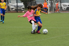 SIB Girls' Soccer competition 11.09.19
