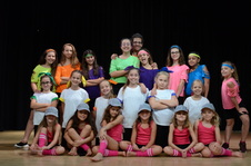 Summer Camp 2018 Musical Theater I