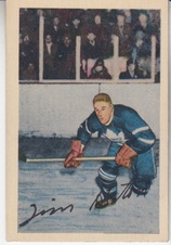 1952-53 Parkhurst NHL Hockey set