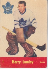 1955-56 Parkhurst Hockey set