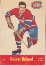 1955-56 Parkhurst NHL Hockey set