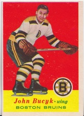 1957-58 Topps NHL Hockey set