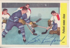 1958-59 Parkhurst Hockey set