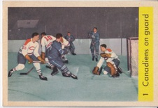 1959-60 Parkhurst Hockey set
