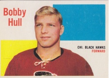 1960-61 Topps NHL Hockey set
