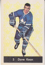 1961-62 Parkhurst Hockey set