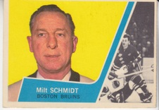 1963-64 Topps NHL Hockey set