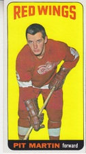1964-65 Topps Hockey Set