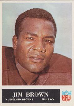 1965 Philadelphia NFL Football set