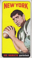 1965 Topps AFL Football set