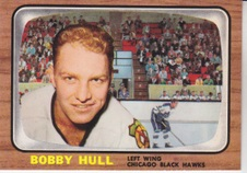 1966-67 Topps NHL Hockey set