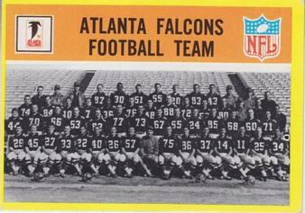 1967 Philadelphia NFL Football set