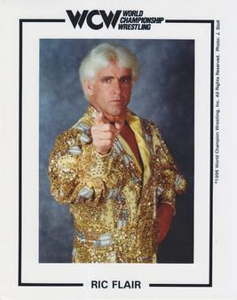 Supplex55 WCW Promo Photo Album