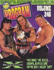 WWF Arena Program Collection 1983-1998