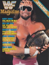 WWF Magazine Collection 1983-1992