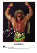 4 Sale: WWF promos,programs & autographs