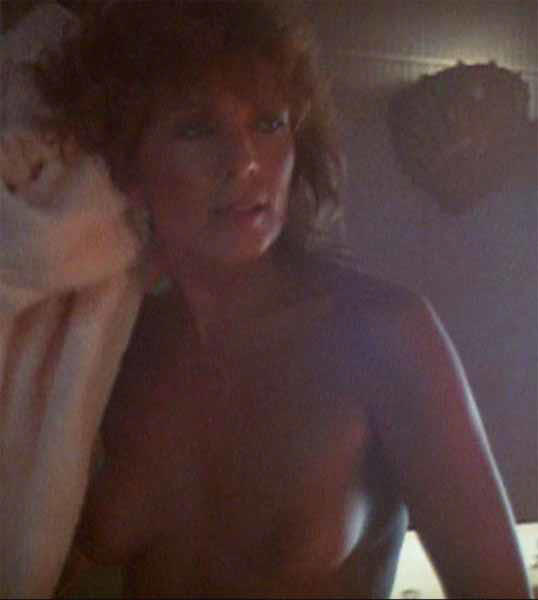 Joanna cassidy nude pictures with you